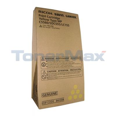 RICOH SL MP C5560/SDC555/LC155 PRINT CTG YELLOW